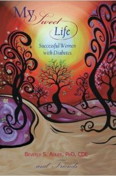My Sweet Life book Successful Women with Diabetes