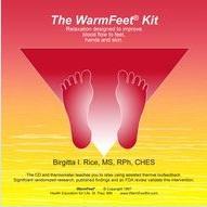 Warm Feet Kit helps improve blood circulation